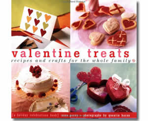 Valentine Treats - Valentines Day Books for Kids